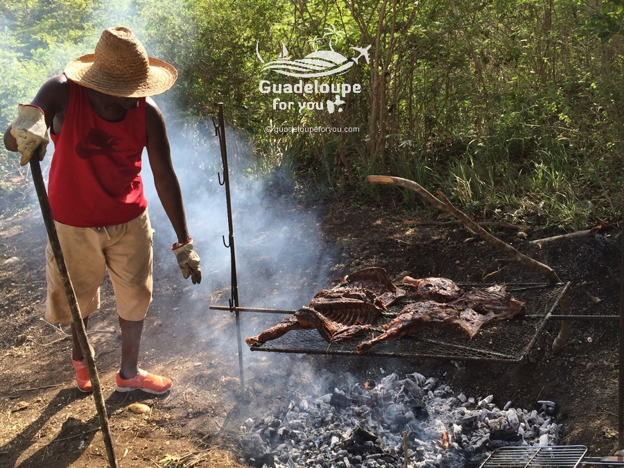 mechoui-barbecue-marie-galante-guadeloupe
