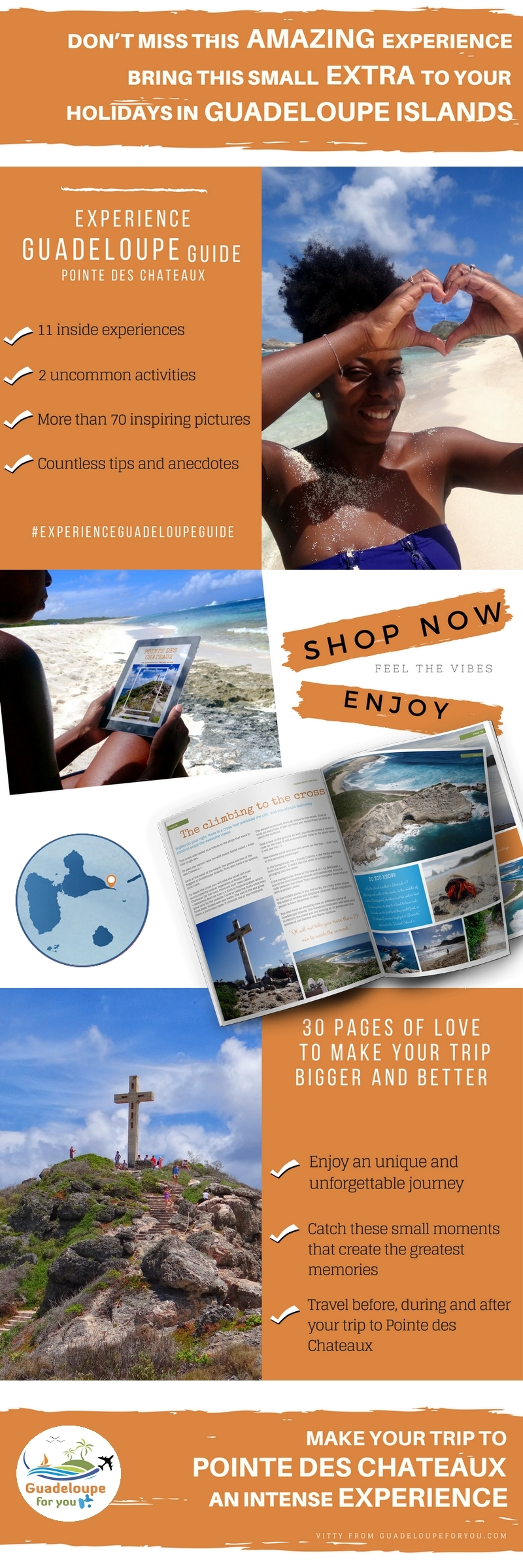 experience guadeloupe guide - downloading